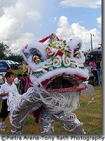 Chinese Celebration in Corozal