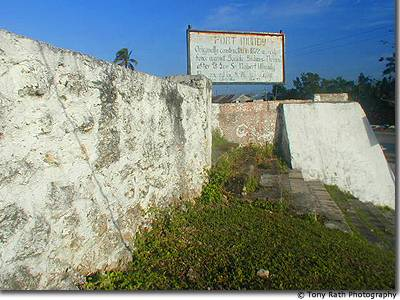 Fort Mundy, Orange Walk Town, Belize