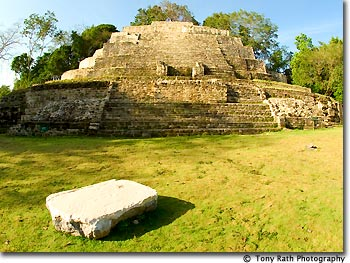 Temple of the Jaguar N-10-9, Lamanai