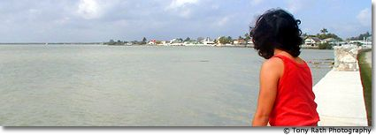 Corozal Water Front